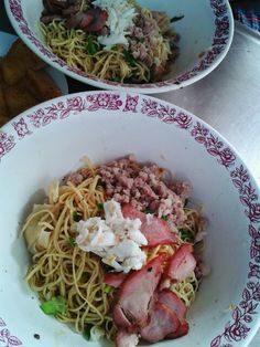 Chinese food noodle bahmhee