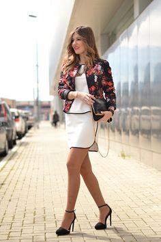 SPORT WHITE LOOK – Mi Aventura Con La Moda