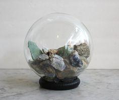 shells, sea glass, sea sponge... Endless possibilities!