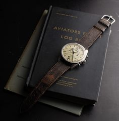 Watchness. Bell & Ross vintage chronographe