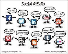 social media ;)