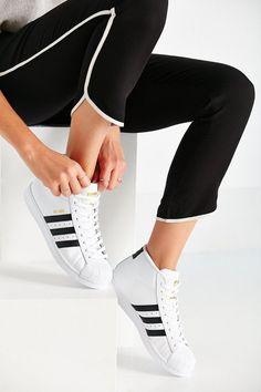 Adidas Originals High-Top Sneaker