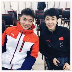 Han Yan(China) and Boyang Jin(China) : Cup of China 2016