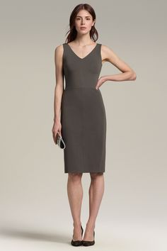 Ready to add the perfect sheath dress to your professional wardrobe? Look no further than the Rachel dress!