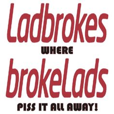 This is a little pun on the betting giant, I bloody love anagrams!