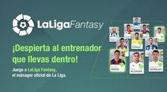 Ver LaLiga Fantasy, un nuevo Comunio que usa las estadísticas oficiales de la LFP