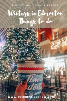 Fun Things to do in Edmonton Winter Activities - tosomeplacenew There are tons of fun things to do in Edmonton winter like chasing northern lights, snowshoeing, skiing, ice castles and other special winter events. Canada Travel, Travel Usa, Travel Tips, Travel Info, Travel Goals, Travel Europe, Travel Guides, Europe Destinations, Ontario