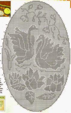 Kira scheme crochet: Scheme crochet no. 57