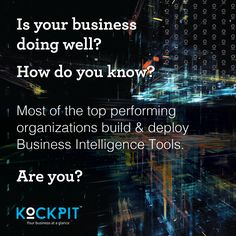 Is your business doing well?  #kockpit #business #CEO #analytics #datavisualizationtools #bitool