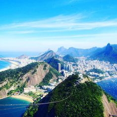 Sugar Loaf Mountain View | Rio de Janeiro, Brazil - Cheap Backpacking Ideas | Hibiscus & Nomada Backpacker Travel Guides