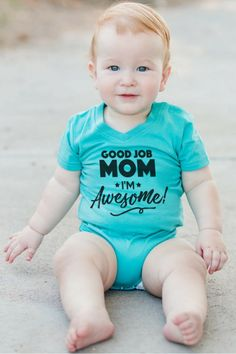 678a8626be7a The best thing about little boys is how much they love their mommas! Help  him express his undying devotion to his own fan with these adorable onesies  and ...