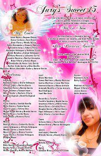 Invitación Fucsia con Estrellas #15años #quinceanera #invitations #invitaciones #design