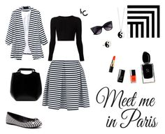 """""""B&W"""" by explorer-14378302081 on Polyvore"""