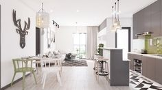 5 Scandinavian-Style Apartments