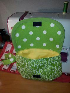 Diapers bag / Porta pañales