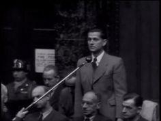 Walter Schellenberg, Nuremberg Case #11 Ministries Walter Schellenberg, Nuremberg Trials, World War Two, Wwii, Crime, Image, World War One, Deutsch, World War Ii