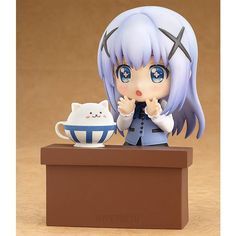 Is the Order a Rabbit? Nendoroid : Chino #is the order a rabbit? #chino #nendoroid #hypetokyo