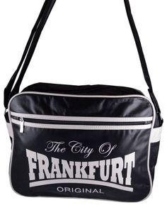 Retrotasche mit Frankfurtaufdruck :)