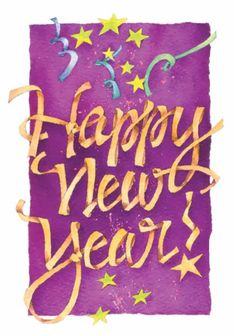 new year greetings cards 2014