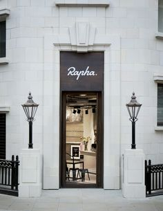 Rapha Cycle Club London by Brinkworth
