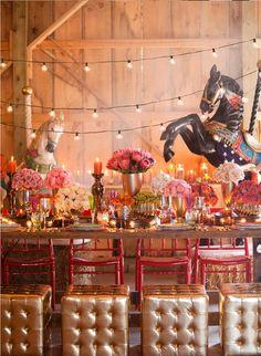 location manege mariage decoration cirque