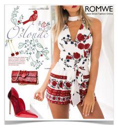 """3 Romwe"" by kiveric-damira ❤ liked on Polyvore"