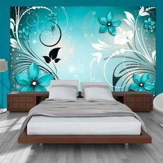 Format: 350x245 cm (Breite x Höhe) 7 Streifen - Einfaches Anbringen, ohne Anweichzeit & auf Stoß - kein Überlappen - Wand ankleistern, trockene Fototapete direkt an die Wand andrücken - FERTIG - Lebendige Farben, traumhaft schöne Muster und die beste Qualität -