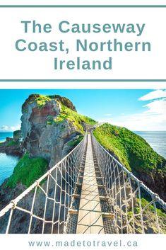 Visit Northern Ireland, Belfast Northern Ireland, Galway Ireland, Cork Ireland, Backpacking Ireland, Ireland Travel Guide, Ireland Destinations, Ireland Landscape, Ireland Vacation