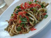 Wagamama's Ginger Chicken Udon