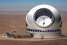 Artists concept of the Thirty Meter Telescope Observatory. Credit: TMT