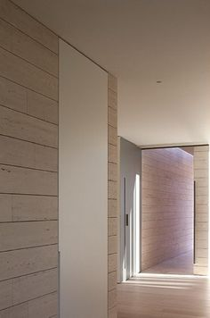 Calm and elegant atmosphere, the Barachois house in Belgium by Bruno Erpicum / Aabe _
