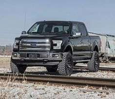 """2016 Ford F 150 with a 6"""" roughcountry lift on 35"""" toyotires 20"""