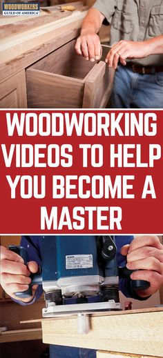 Watch our free woodworking videos or become a member to access our entire woodworking video library. Whether you're on a mobile device or desktop computer we can help you learn the woodworking techniques you need to build your next wood project with ease. Have questions? Leave a comment for our woodworking professionals to respond to. We are here to help you along the way and lessen your learning curve.