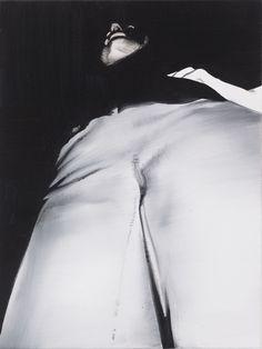 Wilhelm Sasnal. Untitled (Anka). 2004