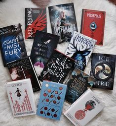 """westfallingforchaol: """" ~ Collective January - May book haul, because I wasn't reading so I wasn't buying books. Book Nerd, Book Club Books, I Love Books, Books To Read, Beautiful Book Covers, World Of Books, Books For Teens, Book Memes, Book Aesthetic"""
