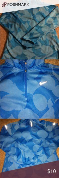 Drifit Nike pullover Like new! Nike Shirts & Tops Tees - Long Sleeve