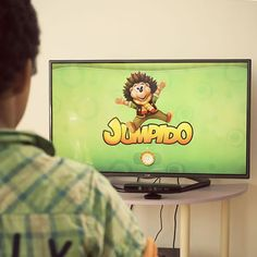 Jumpido gets kids active and learning!