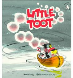 Little Toot the tugboat would rather play than work. When the other tugboats get annoyed with his laziness, Little Toot decides to show them all what a hardworking little tugboat he can be. An