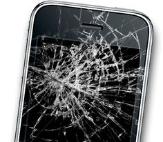 Fix Broken iPhone Screen #iPhone