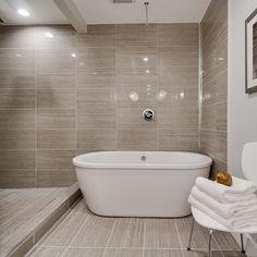 12x12 Daltile Fabrique Unpolished Gris Linen Porcelain Tile Bathroom Floor With Our Work Pinterest Tampa Florida And