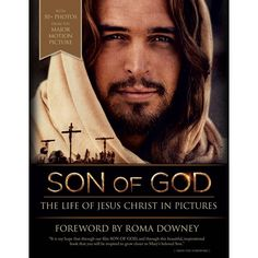 Son of God: The Life of Christ in Pictures: Perfect coffee table book for keeping out during the Lent and Easter seasons. Stunning photography to help you visualize the final days of Jesus' earthly ministry.