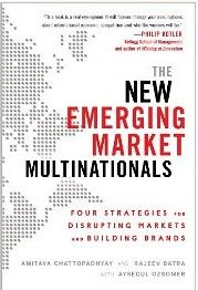 From smartphones to blue jeans and beer, companies from emerging markets are now winning leading market shares with their own-branded, high-quality products. How have these small, under-resources businesses come so far so quickly? And what can you learn from their strategies and tactics? The authors conducted a study of 39 emerging-market multinational companies to reveal the innovative compete-from-below strategies and tactics fueling these companies' meteoric rise.  Cote	: 4-2 CHA