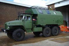 Ural 375d Russian overland camper conversion | eBay
