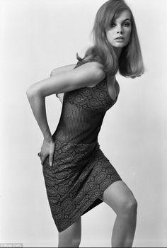 Jean Shrimpton, 1964, Photo Duffy© Duffy Archive
