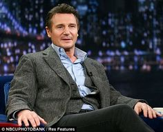 Liam Neeson considers converting to Islam following trip to Istanbul.'It really makes me think about becoming a Muslim'
