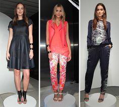 Elie Tahari Spring/Summer 2014 RTW - New York Fashion Week  #NYFW #MBFW #fashionweek
