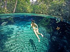 @travelsecretsblog snorkeling in this magic place