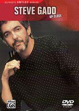Steve Gadd: Up Close (DVD)