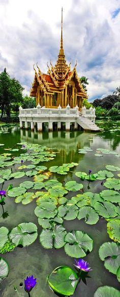 Rama IX Park, Bangkok, Thailand