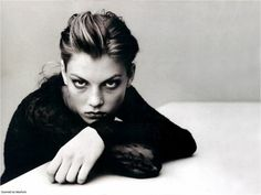 .Angela Lindvall by Paolo Roversi
